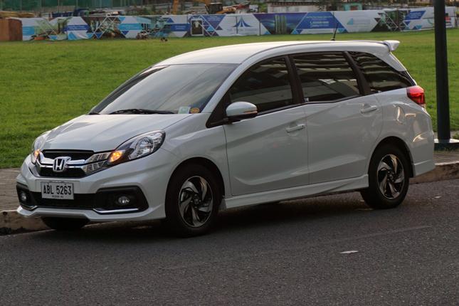 Summit City Chevrolet >> Honda Mobilio 2015 Philippines: Review, Specs & Price