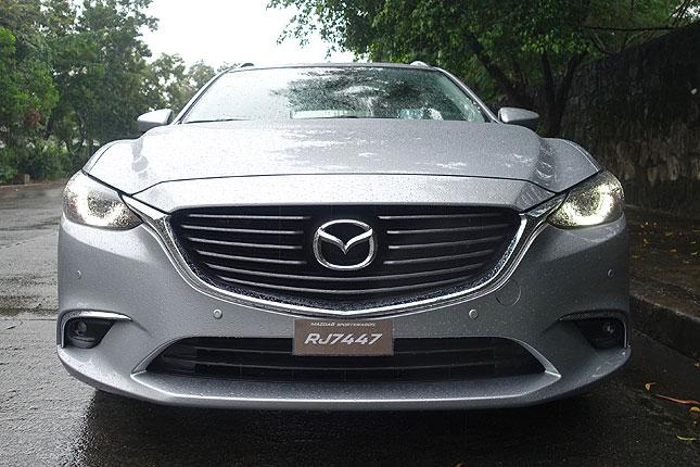 Mazda 6 Wagon Skyactiv-G 2 5: review, specs, performance, price
