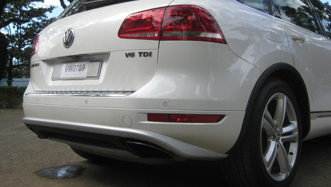 Volkswagen Touareg Sport Edition: review, price, extra ...