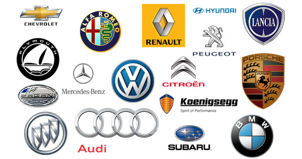 Asian car manufacturers
