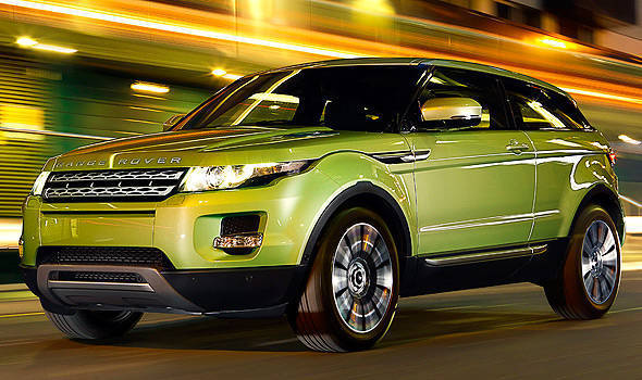 land rover philippines launches range rover evoque. Black Bedroom Furniture Sets. Home Design Ideas