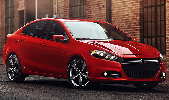 Dodge Dart Philippines >> Dodge Finally Reveals Dart Compact Sedan