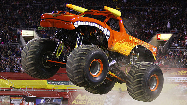 monster truck. Black Bedroom Furniture Sets. Home Design Ideas