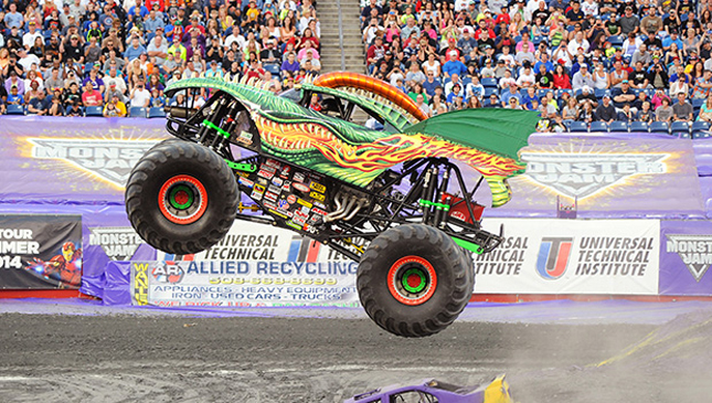 How much will Monster Jam tickets in the Philippines cost?