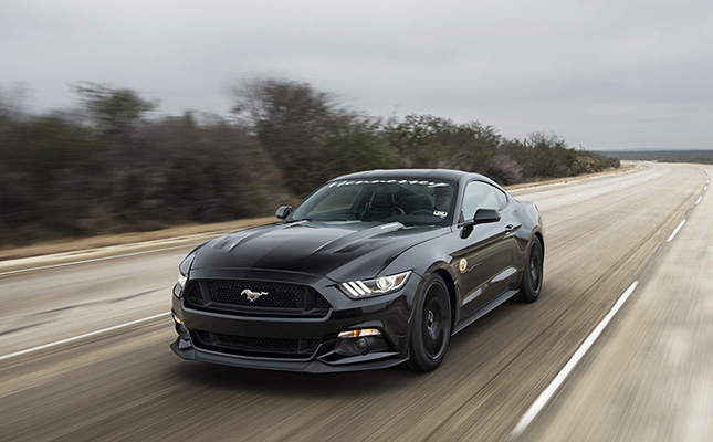 TopGear.com.ph Philippine Car News - Hennessey Performance supercharges Mustang to make 717hp, 314kph