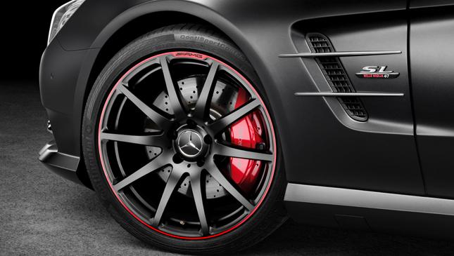 "Mercedes-Benz Special Edition ""Mille Miglia 417"" SL"