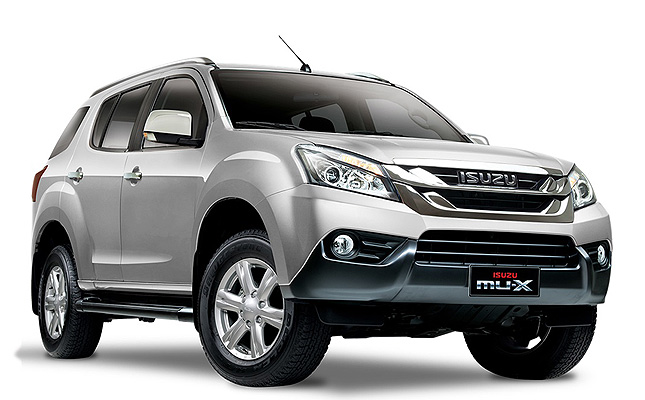 TopGear.com.ph Philippine Car news - Isuzu PH hopes to normalize MU-X supply by end of March