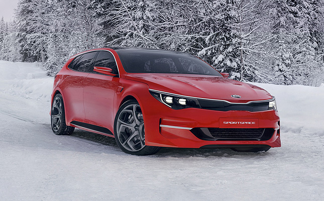 TopGear.com.ph Philippine Car News - Kia reveals stylish Sportspace Concept