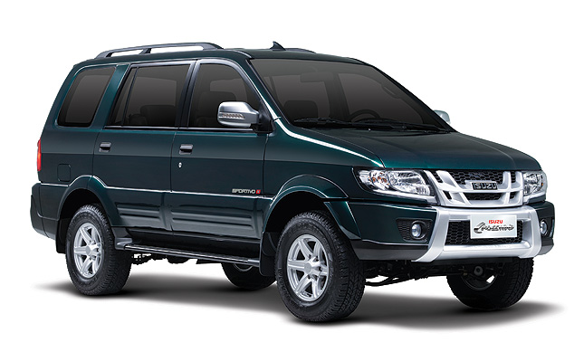 TopGear.com.ph Philippine Car News - Isuzu updates Crosswind as nameplate marks its 14th year