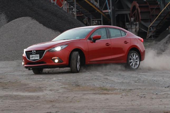 Mazda - Fujifilm event