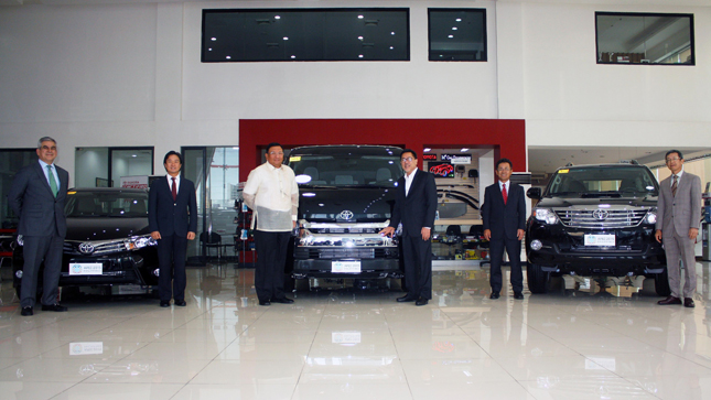 Toyota APEC partnership