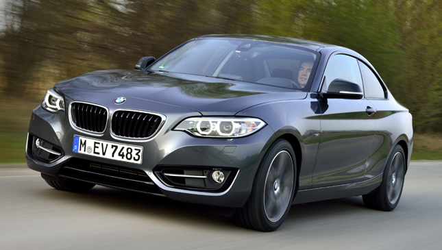 BMW Series Coupe Variants Prices - 2 series bmw price