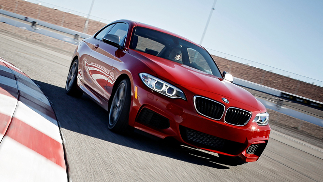 The BMW 2-Series Coupe is now in the Philippines