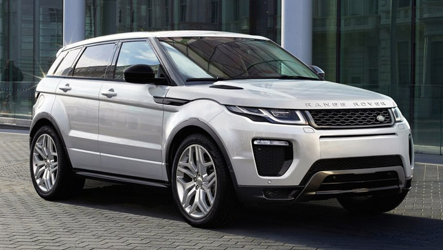 the range rover evoque wears this face now. Black Bedroom Furniture Sets. Home Design Ideas