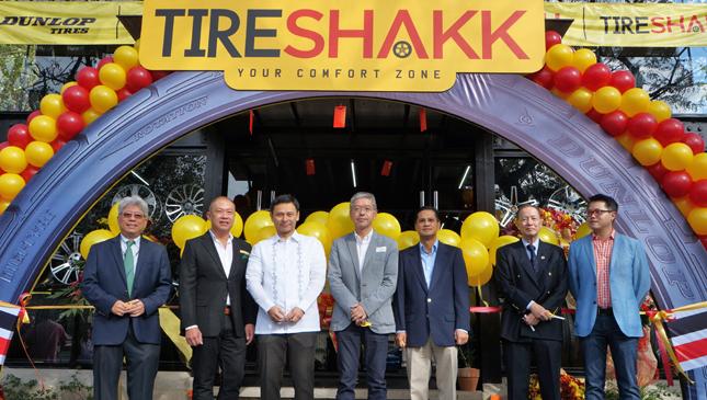 TireShakk opening