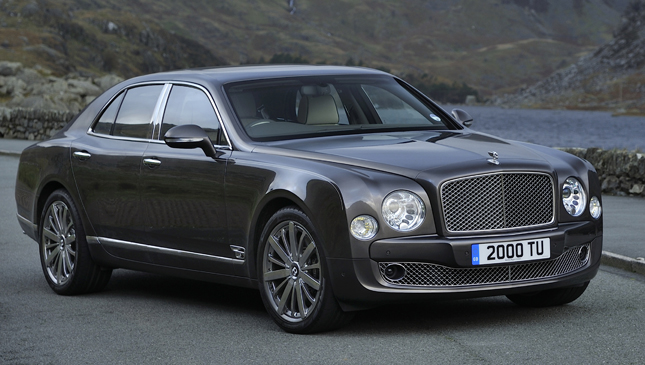 Jonathan Ive - Bentley