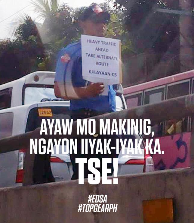 EDSA hugot memes