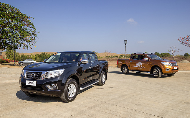 15 images: We test-drive the all-new Nissan NP300 Navara in