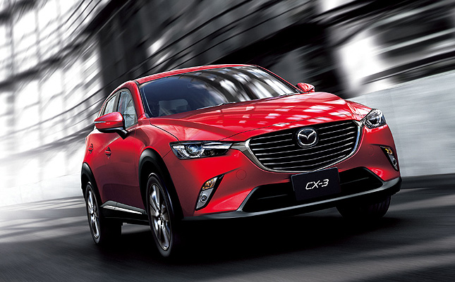 TopGear.com.ph Philippine Car News - Mazda CX-3 now on sale in Japan