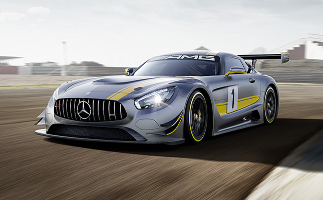 TopGear.com.ph Philippine Car News - And now, the Mercedes-AMG GT3