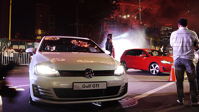 Volkswagen Golf GTI: Our first impressions