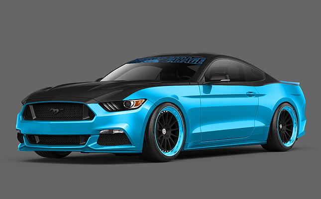 TopGear.com.ph Philippine Car News - Ford, NASCAR legend Richard Petty team up to create limited-edition Mustang GT