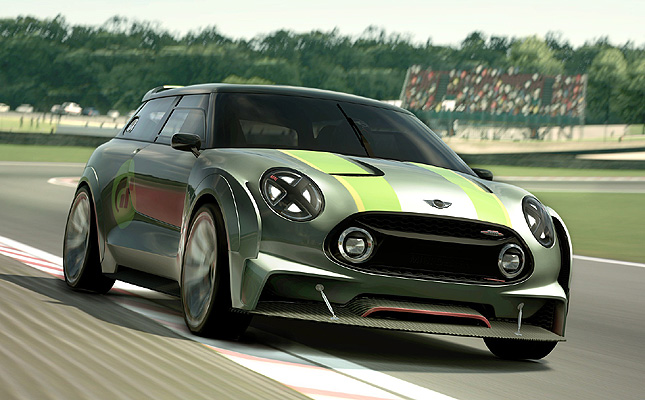 TopGear.com.ph Philippine Car News - Mini Clubman Vision Gran Turismo heads for Gran Turismo 6