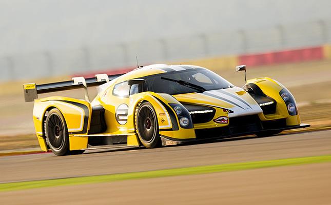 Scuderia Cameron Glickenhaus SCG003 race car