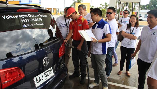 3rd Volkswagen Philippines Eco Fun Run