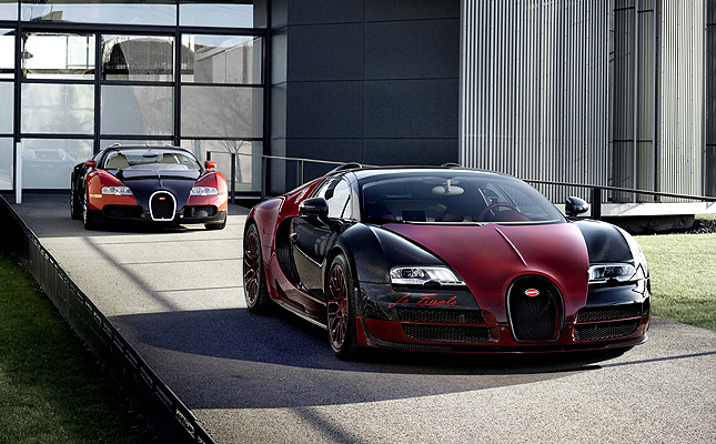 TopGear.com.ph Philippine Car News - Check out what the 450th and last Bugatti Veyron looks like