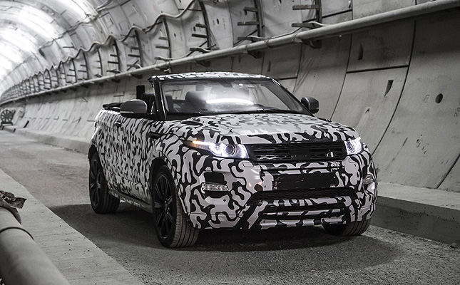 TopGear.com.ph Philippine Car News - Land Rover confirms production of Range Rover Evoque Convertible