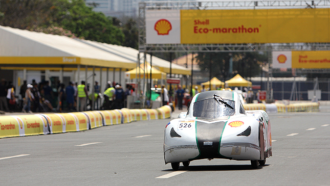 Shell Eco-Marathon Asia 2015