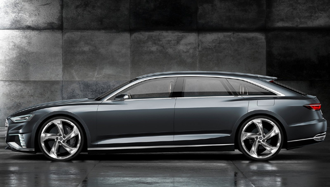 Audi set to preview the Prologue Avant