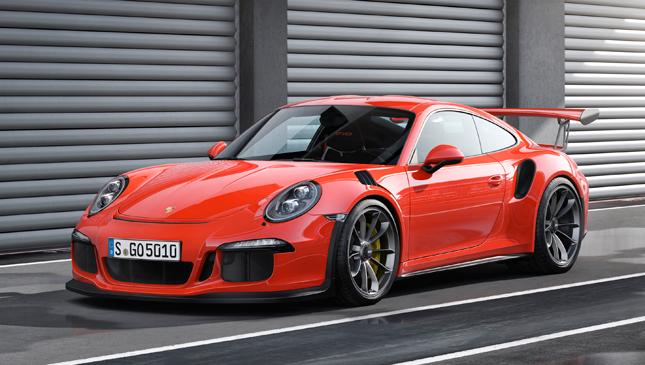 Porsche 911 Gt3 Rs Top Gear Philippines