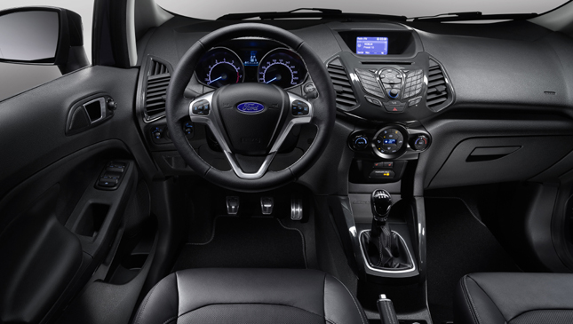 Say hello to the updated Ford EcoSport