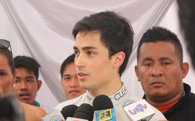 TopGear.com.ph Philippine Car News - Marlon Stockinger to compete in GP2 Series for 2015