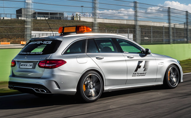 Mercedes-AMG 2015 Formula 1 medical car