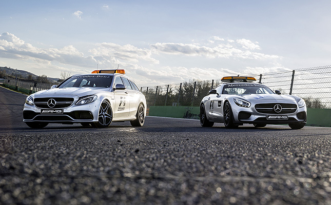 TopGear.com.ph Philippine Car News - Mercedes-AMG rolls out official safety, medical cars for 2015 Formula 1 season