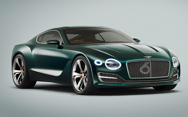 TopGear.com.ph Philippine Car News - Bentley teases look of its future coupe with EXP 10 Speed 6 concept