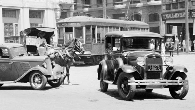The Philippines used to be right-hand-drive.