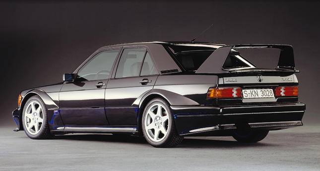 Mercedes-Benz 190E Evolution II
