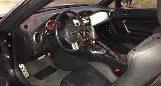 Subaru WRX vs BRZ