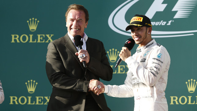 Formula 1 race recap: Australian Grand Prix