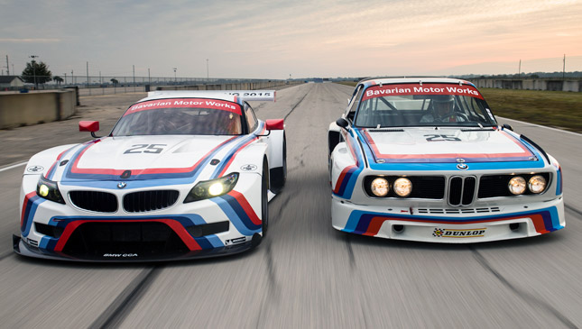 Bmw Celebrates 40th Anniversary Of 1st Us Race Win With