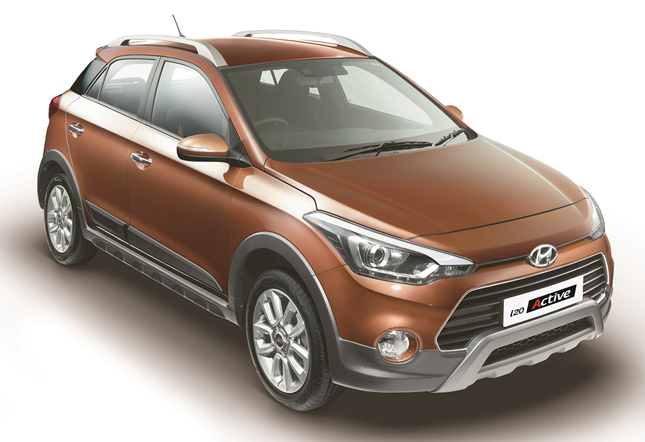 Hyundai i20 Active unveiled in India
