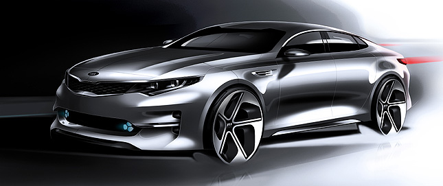 TopGear.com.ph Philippine Car News - This is what the next-generation Kia Optima will look like