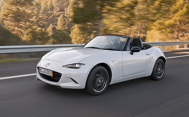 TopGear.com.ph Philippine Car News - Mazda announces prices of all-new MX-5 prices in Japan