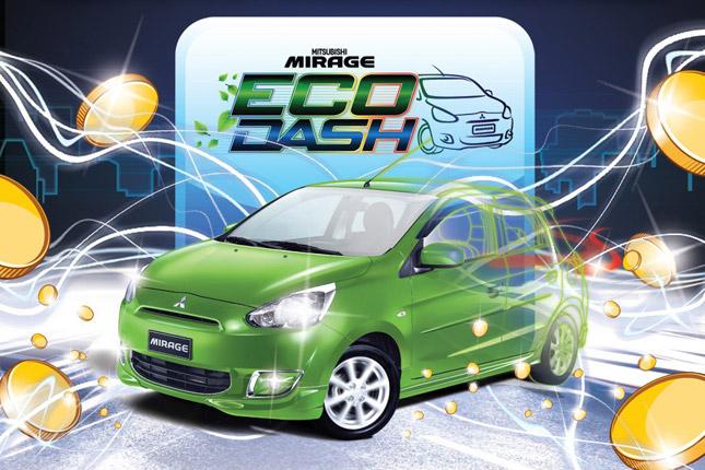 Mirage Eco Dash