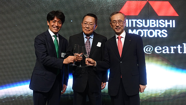 Mitsubishi Philippines welcomes new CEO