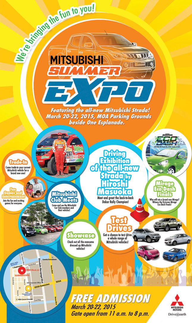 Mitsubishi Summer Expo
